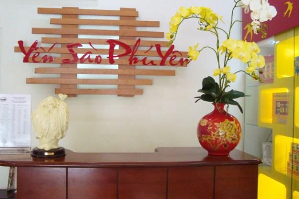 Trụ sở công ty Yến Sào Phú Yên